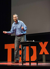 TEDxPSU host Rob Andrejewski, March 17, 2013
